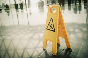 Slip and Fall on Public Property