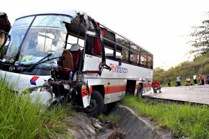 Bus Accident Attorney North Texas