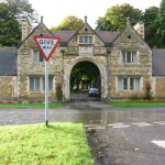 denton manor gate house