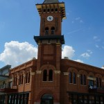 glockenspiel clock tower