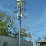 water tower frisco